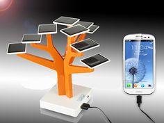 Juan Elias Javier: Tecnología Arbol Solar USB Cargador Movil