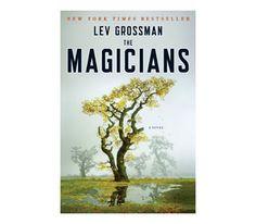<em>The Magicians,</em> by Lev Grossman