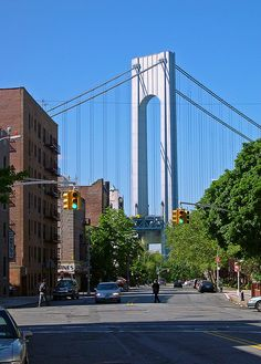 Verrazano Bridge, near home sweet home in Brooklyn, NY.