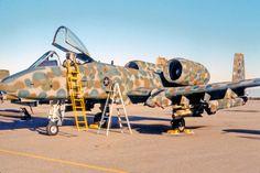 zainisaari: Republic A-10 Thunderbolt II in JAWS... - sato@ishinomaki