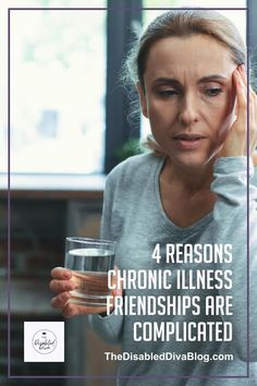 Chronic illness friendships can be difficult if the complications that arise from them are not known and accepted by both parties. Find out what they are and how they may affect your friendship. Autoimmune Arthritis, Psoriatic Arthritis, Endometriosis, Fibromyalgia, Chronic Illness, Chronic Pain, Noise Sensitivity, Mobility Aids, Lose My Mind