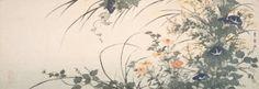 Design of Morning Glories, Dianthus and [ARL2017_4295] - 180.00€ : Artlikers.com ::: Arte per la Casa