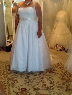 Our dress. Over 500 gowns nothing over $300