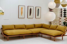 L - Shape Dreamer couch by Pop and Scott Do It Yourself Sofa, Pop And Scott, Home Furniture, Furniture Design, Furniture Stores, Sofa Design, Interior Design, L Shaped Couch, Home Decor Ideas