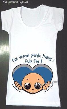8e531b530 Las 7 mejores imágenes de Camisetas para embarazadas