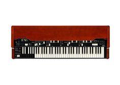 Hammond Organ XK5 XK-5 Keyboard