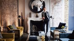 Image result for tom ford fireplace