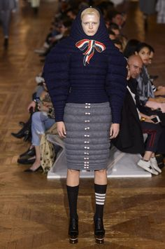 All the Looks From Thom Browne Spring Summer 2018