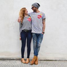 camiseta unisex aireretro