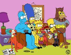 Who Watches the Simpsons?!?! HAHAHAHA