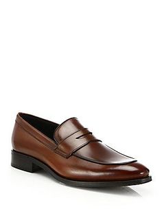 To Boot New York Dupont Penny Loafers