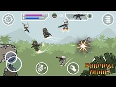 Doodle Army 2 : Mini Militia - Android Gameplay #1