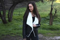 #Shearling #Style