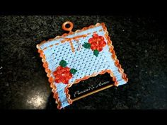 Crochet Kitchen, Crochet Home, Bathroom Rug Sets, Crochet Videos, Crochet Chart, Tea Towels, Crochet Projects, Pot Holders, Projects To Try