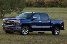 2015 Chevrolet Silverado 1500 Work Truck 4dr Crew Cab 5.8 ft. SB (4.3L 6cyl 6A)   Front Quarter