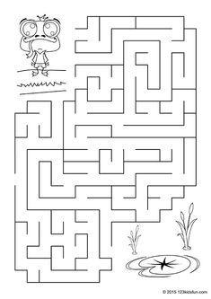 Maze | 123 Kids Fun Apps