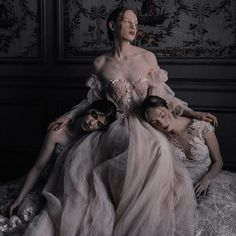 Tulle Wedding, Dream Wedding, Wedding Dresses, Weird Wedding Dress, Sparkly Dresses, Princess Aesthetic, Fancy, Red Silk, Bridal Looks