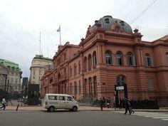 Casa de Gobierno Argentino