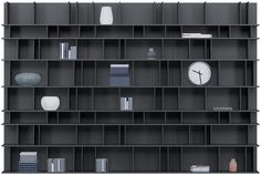 Bo Concept, Como bookcases and shelves
