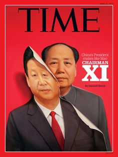 Xi Jinping, China's New Chairman Mao