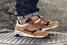 "New Balance M1500ST ""Tan"" (Made in England)"