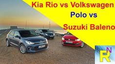 Car Review - Kia Rio Vs Volkswagen Polo Vs Suzuki Baleno - Read Newspape...