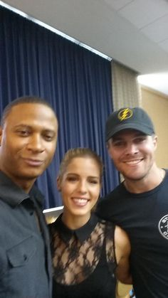 David, Emily and Stephen