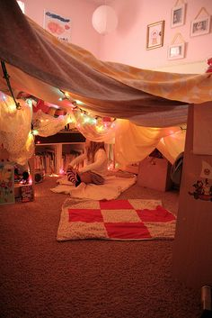 "Fab den from Katie Shelton (Skunkboy Creatures on flickr) ("",)"