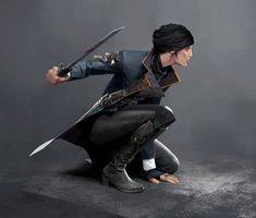 Dishonored 2 pode ser jogado sem poderes