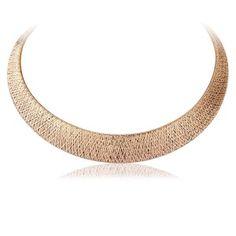 18 Carat Rose Gold Vermeil Necklace