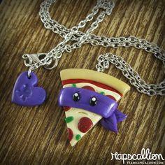 Ninja Turtle Pizza Slice