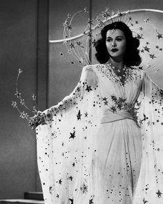 "gonewiththeoldies: ""Hedy Lamarr in Ziegfeld Girl, 1941 """
