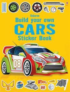 Build 22 of the coolest, fastest, craziest cars on the planet. Find the right stickers and fit them in place to complete your collection.