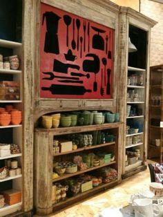 Anthropology New York - Retail Displays | [martine louise design]