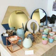 Looks like @thelittlepopupshop have themselves a nice selection of mirrors in amongst their new stock 🙈😜 There's been a changeover of brands so it's time to get yourselves back to Brighton!! We're delighted to be a part of this exciting collaborative pop-up with a range of our pieces on display, & more to come 😁 Well done ladies @hellolittlebirdie & @sproutandsparrow 👏🏻👏🏻👏🏻😘…