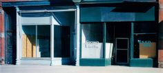 Used Bookstore, Butte, Montana, 2000 — Wim Wenders