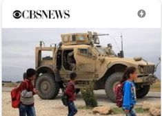 """US President Donald Trump on Saturday said American troops from Syria are coming back home after defeating the Islamic State jihadists and """"local countries"""" like Turkey should now be able to take care of the situation in the war-ravaged nation. The Pentagon confirmed Wednesday that it has begun to withdraw U.S. troops from Syria but appeared to contradictPresident Trump's assertionthat the Islamic State has been defeated. Cbs News, Us Presidents, Pentagon, Syria, Back Home, Troops, Comebacks, Donald Trump, Islamic"""