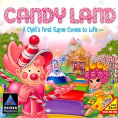 CANDY LAND A CHILD'S FIRST ADVENTURE PC +1Clk Windows 10 8 7 Vista XP Install
