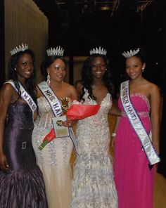 The International Queens of Haiti 2013 to enter US International Pageant in July 2013 (Chicago)