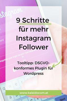 Mehr Follower auf Instagram - 9 einfache Tipps   ein Tooltipp!