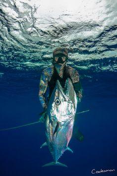 Coatesman's Spearfishing & Waterman's Blog: Spearfishing Castor Banks Madagascar