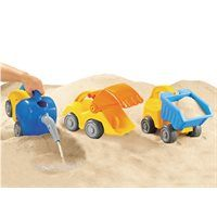 Sand & Water Construction Trucks