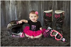 Missy B Photography: Raelynn ~ 6 Months | Motorcycle | Missy B Photography | Walnut Creek, CA Child Photographer