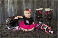 Missy B Photography: Raelynn ~ 6 Months | Motorcycle | Missy B Photography | Walnut Creek, CA Child Photographer