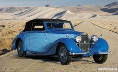 1936 Bugatti Type 57 Stelvio
