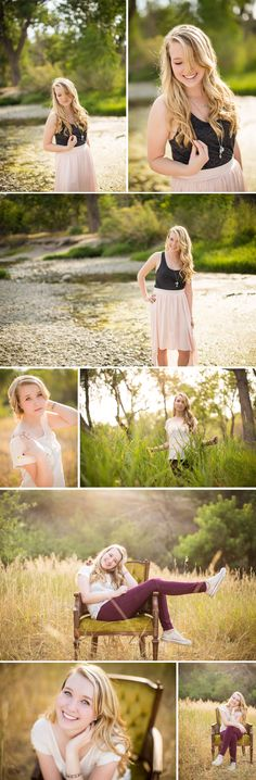 Summer Senior Portrait Session #senior #photography
