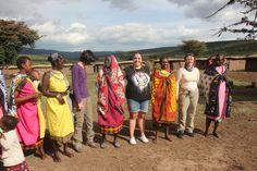 at Masai Village