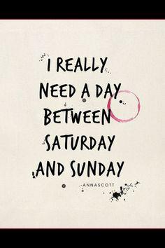 Ik hou van weekend