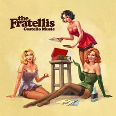 Costello Music - The Fratellis (2007)