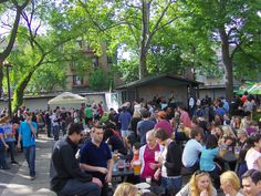 The NYC Big Adventure: Best Outdoor Drinking in New York City? This Spring, it is definitely the famed Astoria Beer Garden